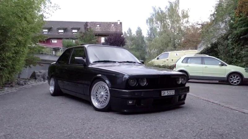 BMW 325i E30 Coupe M-Technic II (4K)