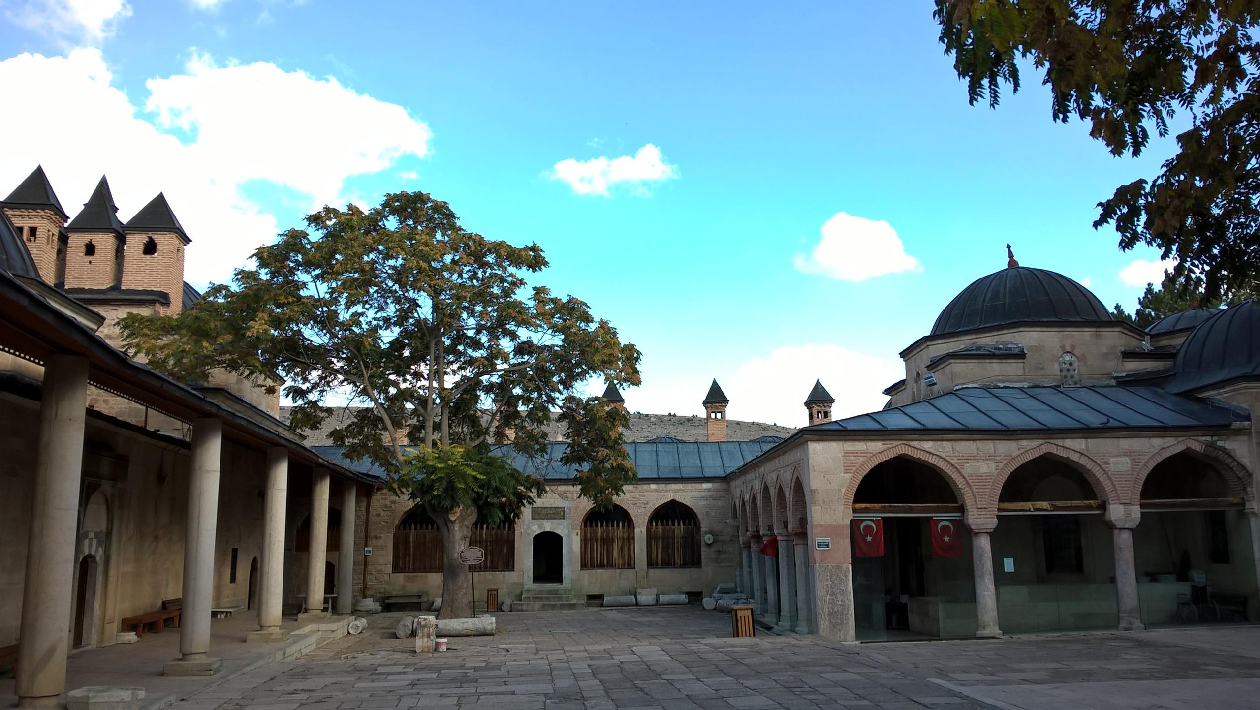 гробницы Сейид Баттал Гази