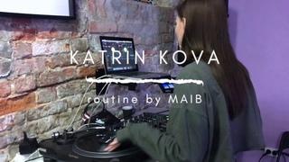 KATRIN KOVA - Tone Play by MAIB/UPPERCUTS