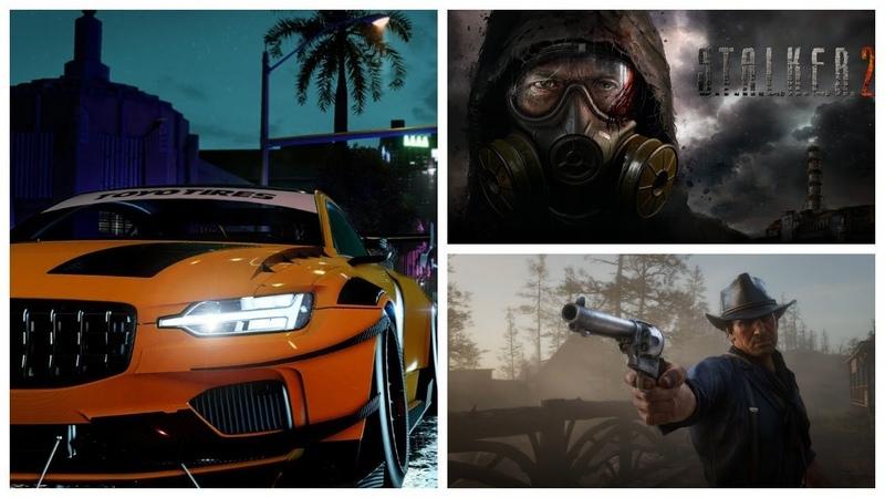 Жестокие игры не дают покоя Need for Speed Жара Assassin's Creed перезагружают Игровые новости