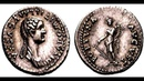 Денарий 80 год Монета Тит Древний Рим Denarius 80 AD