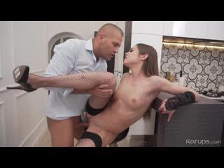 Akira May - Dinner Service [All Sex, Hardcore, Blowjob, Stocking]