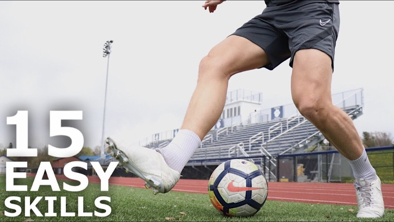 15 Easy Skills To Master The Ball Fifteen Dynamic Ball Mastery Exercises To Improve Ball Control