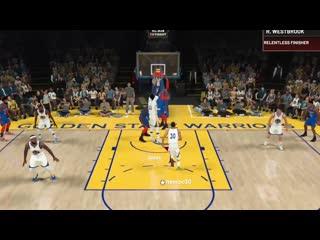 Самое невероятное чувство в NBA 2K19, когда делаешь постерайз через игроков!