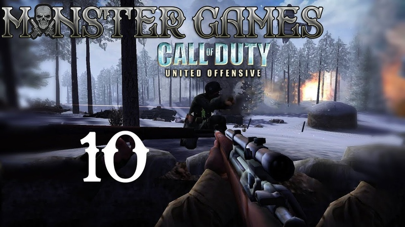 Call of Duty_ United Offensive №10 Поныри