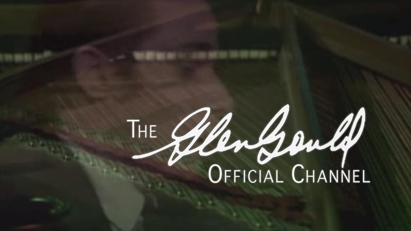 Glenn Gould - Bach, Prelude Fugue XXII in B-flat minor Fuga (OFFICIAL)