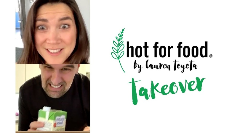 Helping my boyfriend make dinner | Ep 1 hot for food takeover