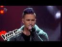 Jono Johansen 'Whataya Want from Me' Live Round 5 The Voice SA