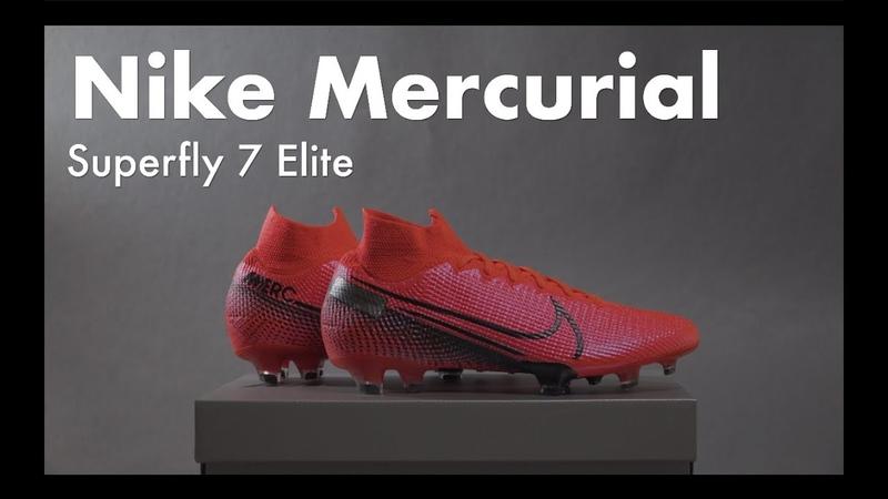Бутсы NikeMercurial FutureLab Pack