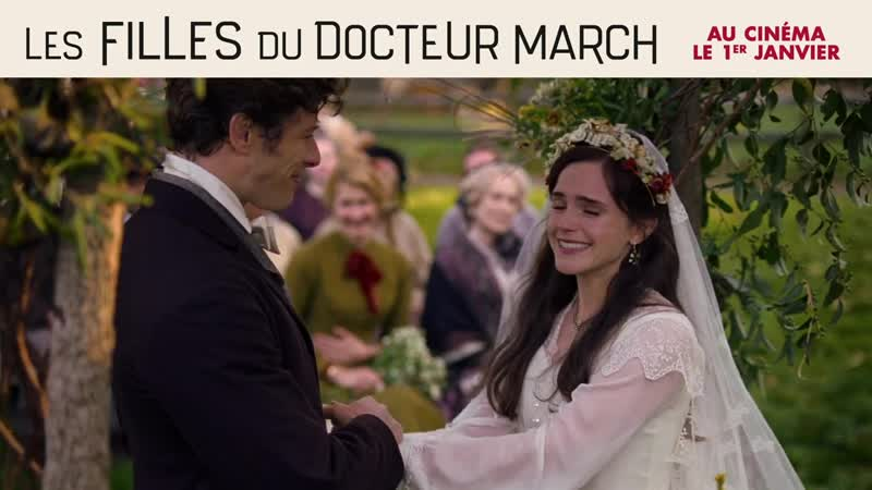 Les Filles du Docteur March TV Spot Journey 20s