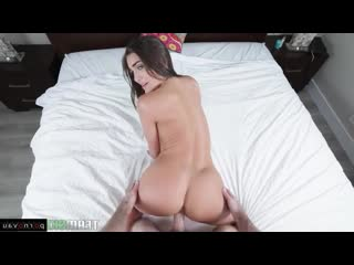 Brick Danger & Jessa Blue [ Brunettes &  Young / Shaved, Crempai, On a rider, Young, Young, Beauties, 18 years]