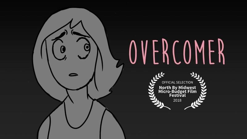 Overcomer Animated Short   Hannah Grace