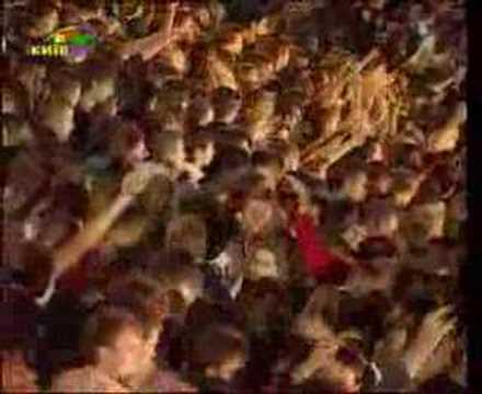 Paradise Lost Erased Live in Kiev Chayka VII Festival