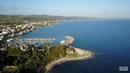 Mavic Pro DJI Santa Marinella Spiaggia e Porto Turistico Drone 4k