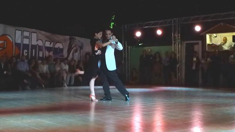 Джеральдина Рохас и Эзекиэль Палуди - Аргентинское Танго - Рим.
