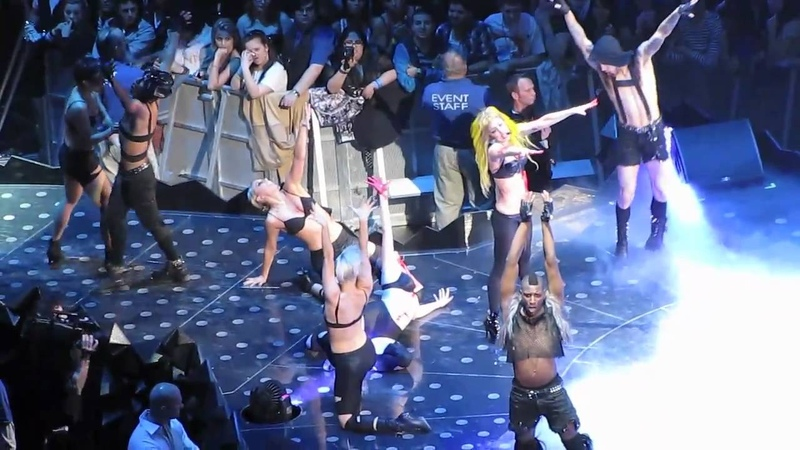 Lady Gaga HD Live 2011 Monster Ball Boston TEETH