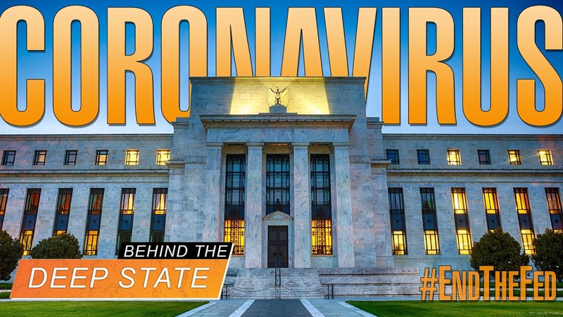 Federal Reserve Exploiting COVID19 to Loot America