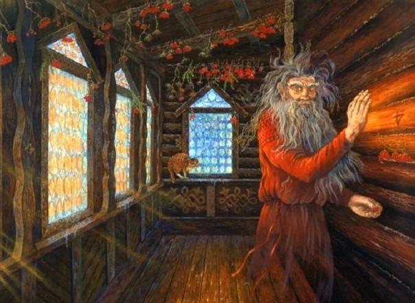 Пробуждение Духов-Хранителей: Домовой, Леший, Водяной, изображение №1