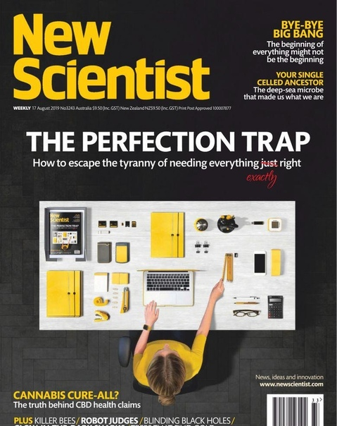 2019-08-17 New Scientist International Edition