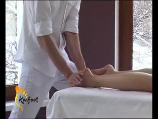 Антистрессовый (нейроседативный, нейрорецепторный) массаж тела. Часть 2