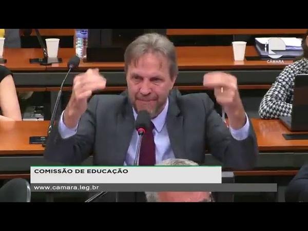 Deputado Pedro Uczai sai em defesa de colega que foi vítima de abuso de autoridade