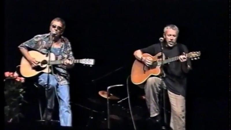 Алексей Романов и Андрей Макаревич - Посмотри, как я живу (Live, Абакан)