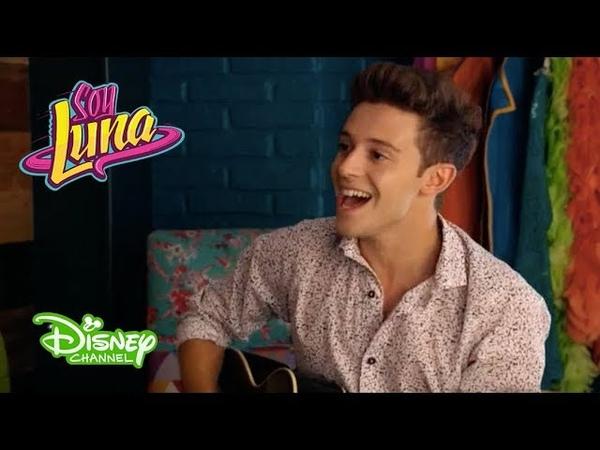 Soy Luna 3 - Luna habla con Matteo y el canta Esta noche no Paro - Capitulo 44 (HD)