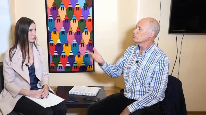 Что такое EMDR терапия Интервью психолога с Уди Ореном президентом Европейской ассоциации EMDR