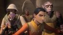 Мультфильм Звёздные войны. Повстанцы - 4 сезон 7 серия HD