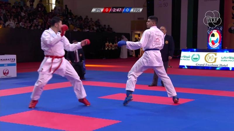 Throwback Thursday Karate 1 Premier League Dubai 2019