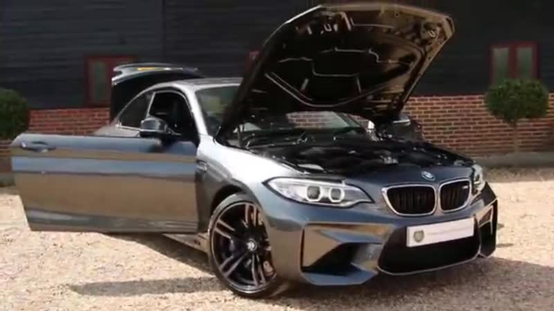 BMW M2 3 0 TwinTurbo DCT Automatic Coupe in Mineral Grey 2016