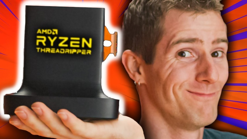 EN AMD clearly isn't tired of winning yet… Threadripper 3970X 3960X Review