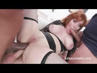 Lauren Phillips - Manhandle, Gets 4on1 Rough Sex - Porno, All Sex Anal DP DAP MILF Big Tits, Porn, Порно
