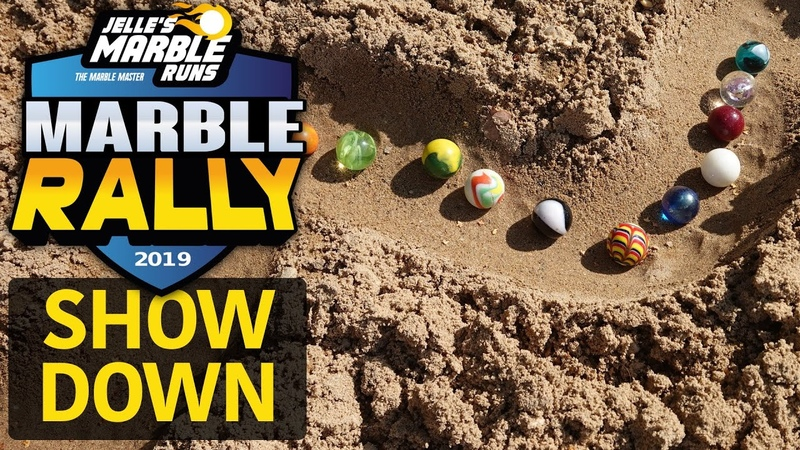 Marble Rally 2019 Showdown Jelle's Marble Runs
