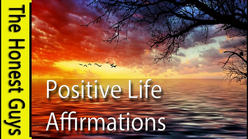 POSITIVE LIFE AFFIRMATIONS Uplifting Daily Exercise