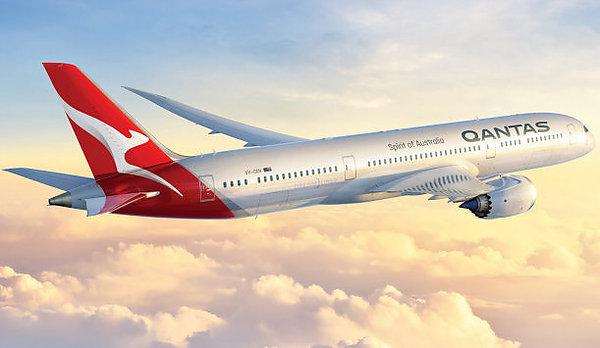 Австралийская авиакомпания Qantas совершила исторический беспосадочный перелет из Нью-Йорка в Сидней