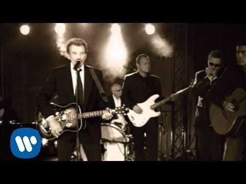 Johnny Hallyday - Chavirer Les Foules (Clip officiel)