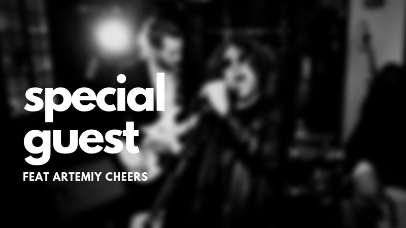 Special Guest Party Band - Live at Kazbek