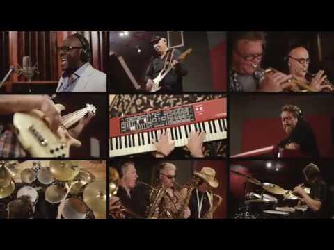 Oakland Stroke Jungle Boogie feat Lou Pomanti