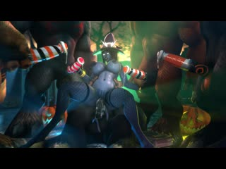 Draenei Source_Filmmaker World_of_Warcraft Sara noname55