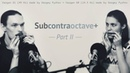Subcontraoctave Part II G1 G0 Vargan Jew's Harp Improvisations with Natalia Popova 2019