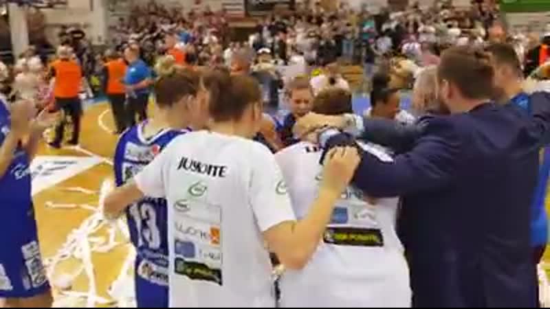 Гожув вышел в финал чемпионата Польши!