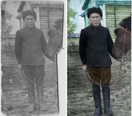 перевод старых фотографий в цифровые статье