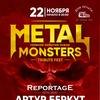 Metal Monsters Tribute Fest