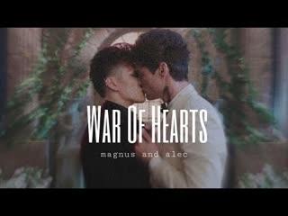 Magnus and alec ○ war of hearts ○ nightclub