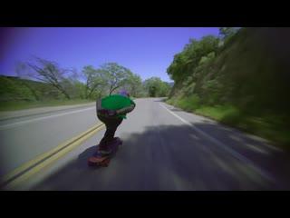 Cuei killers flow thane raw run max b - downhill longboard skate(4)