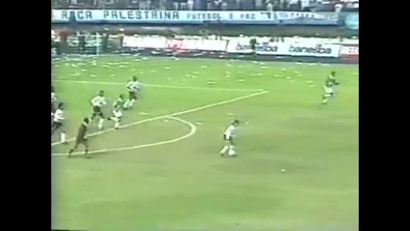 Palmeiras 4x0 Corinthians Final Camp PAulista 1993