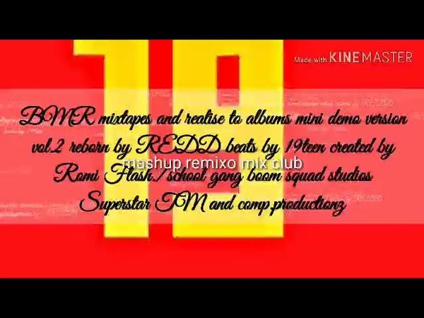 19Teen$.O - Chinatown money feat BMR (mixtape-realise to mini demo volv.inro beats album)