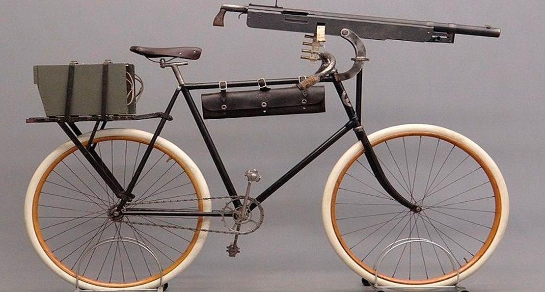 Велосипед для армии