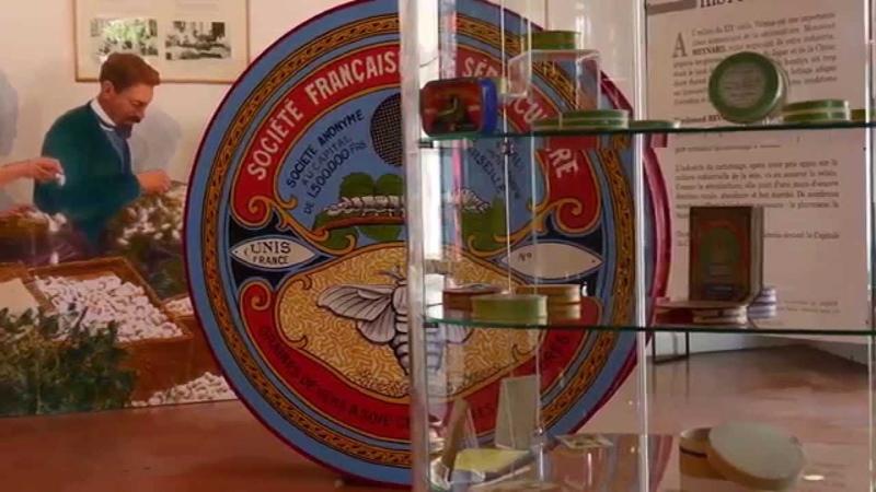 Musée du Cartonnage et de l'Imprimerie Secrets de Terroir en Drôme Provençale
